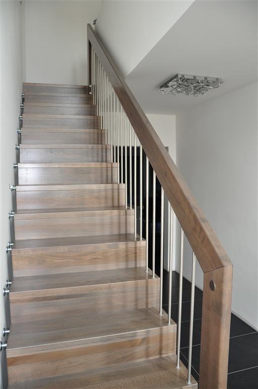 grau treppe design. Black Bedroom Furniture Sets. Home Design Ideas