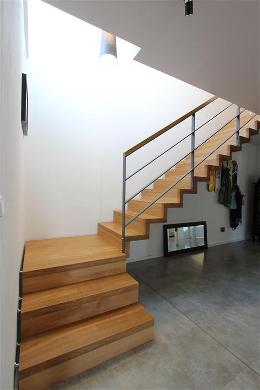 design treppe freistehend